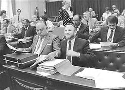 Aruba Tweede Kamer debat 1985