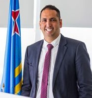 MInister of Tourism, Public Health and Sport, Mr.Danguillaume P. Oduber