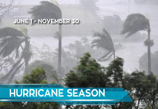 Orkaanseizoen