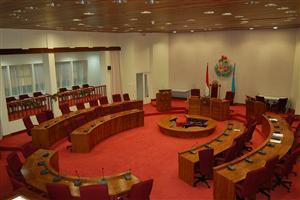 Parlementszaal