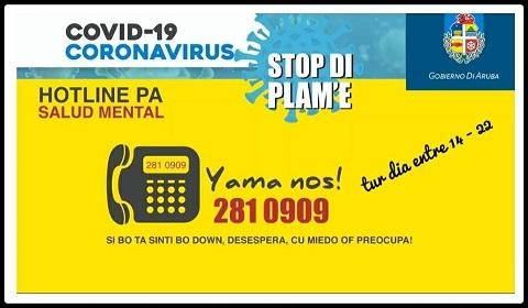 Hotline mental health 281-0909