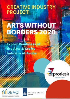 Creatieve Industrie Project – Kunst zonder grenzen 2020(Arts without borders)