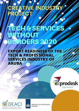 Creatieve Industrie Project – Technologie en diensten zonder grenzen 2020 (Tech & Services without borders 2020)